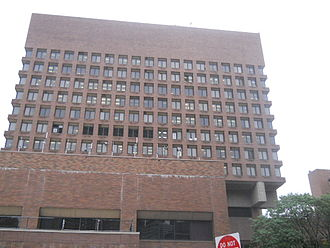 New York City Police Department - One Police Plaza, NYPD HQ