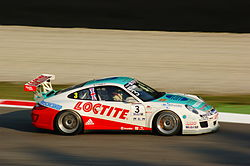 Nick Tandy i Porsche Supercup 2011.