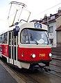 Na Hroudě, linka 22 do vozovny Žižkov (přes Malostranskou).jpg