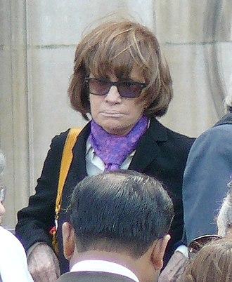 Nadine Trintignant - Trintignant in 2010