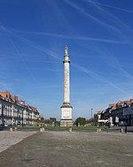 Nantes - colonne Louis XVI