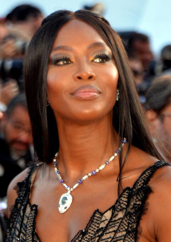 Naomi Campbell Cannes 2017 2