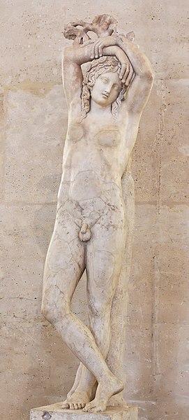 Ficheiro:Narcissus Mazarini Louvre Ma435.jpg
