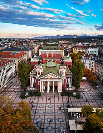 Sofia - Ivan Vazov National Theatre