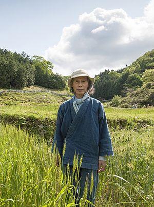 Natural farming - Yoshikazu Kawaguchi at Akame Natural Farm School