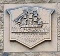 Nautical crest - geograph.org.uk - 360465.jpg