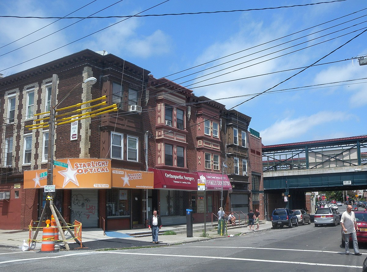 U A Sheepshead Bay Homecrest, Brooklyn - ...