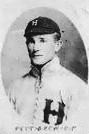 Ned Pettigrew - Pettigrew with the Hutchinson Salt Packers in 1907