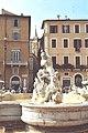 Neptune fountain in Piazza Navona in Rome.jpg