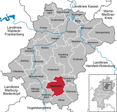 Neukirchen in HR.svg