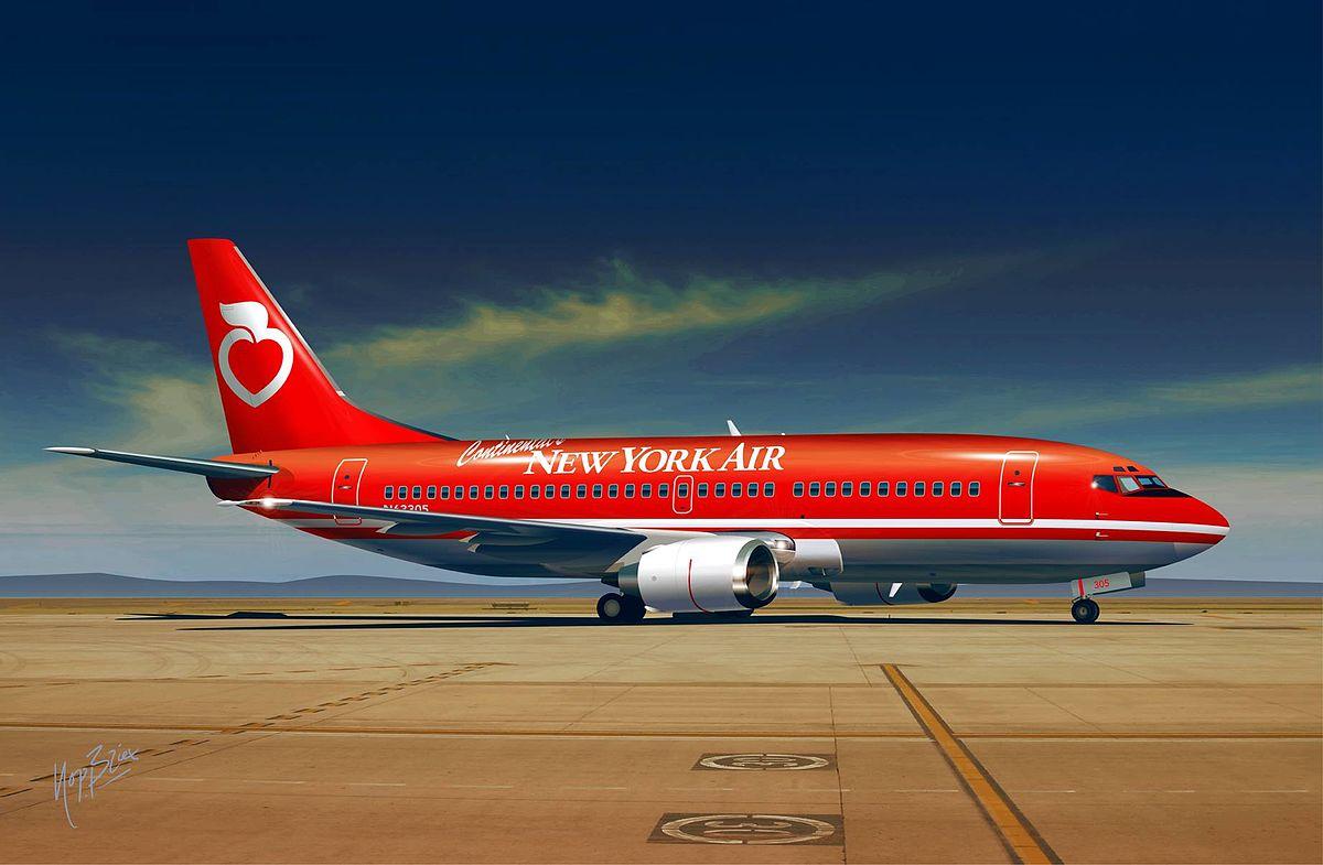 new york air wikipedia