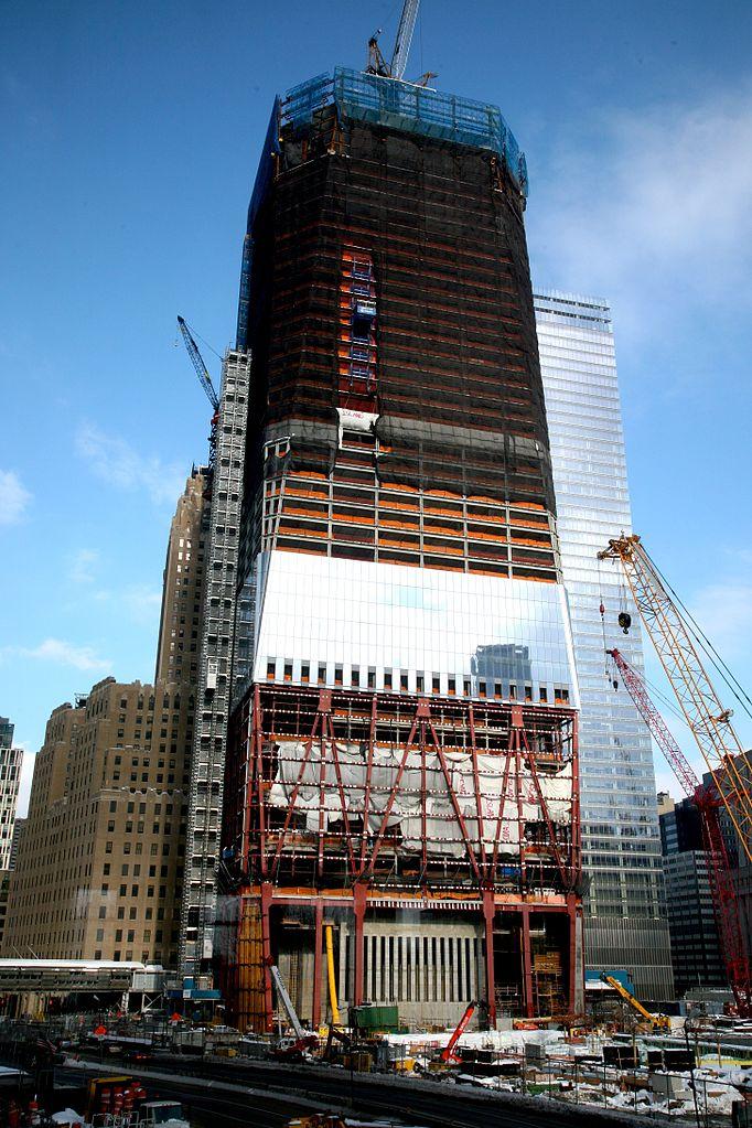 2011 Manhattan New York Trip: Datei:New York City, Lower Manhattan, World Trade Center