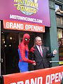 New York City Mayor Mike Bloomberg at Midtown Comics.jpg