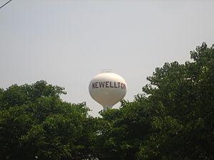 Newellton, Louisiana - Newellton, Louisiana, Water Tower