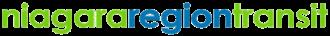 Niagara Region Transit - Image: Niagara Region Transit letters