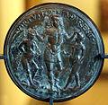 Niccolò di forzore spinelli (attr.), medaglia di stefano taverna, segretario ducale, 1495-97 circa, verso.JPG
