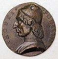 Niccolò fiorentino, medaglia di agnolo poliziano, 1494 ca.jpg