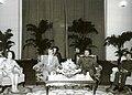 Nicolae Ceaușescu with Pol Pot.jpg