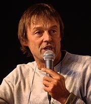 Nicolas Hulot en 2008.