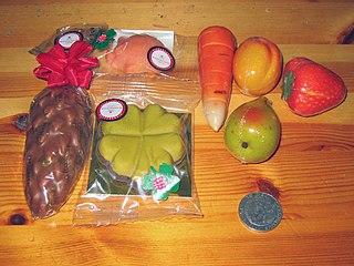 Regional marzipan speciality,