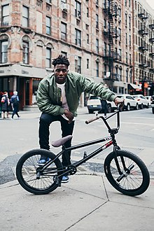 sports shoes 005a9 3f7bb Nigel Sylvester - Wikipedia