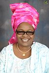 Nigerian woman in a buba blouse and the gele headtie2.jpg