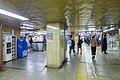 Nihombashi Station Ginza Line Nihombashi Gate 2015.jpg