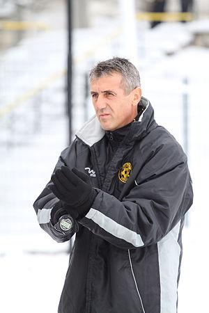 Nikolay Todorov (footballer, born 1964) - Image: Nikolay todorov kaizera