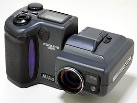 Image illustrative de l'article Nikon Coolpix 995