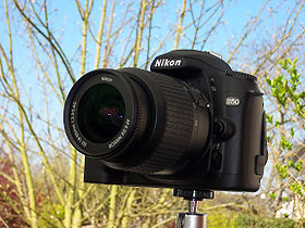 Image illustrative de l'article Nikon D50