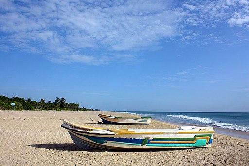 Nillaveli Beach