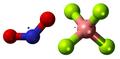 Nitronium tetrafluoroborate3D.png