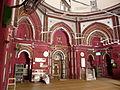 Nizamuddin Dargah Mosque mhirab (3545005499).jpg