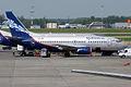 Nordavia, VP-BQI, Boeing 737-5Y0 (16456292025).jpg