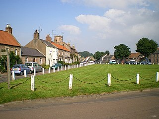 Norham Human settlement in England