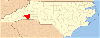 National Register of Historic Places listings in Rutherford County, North Carolina Wikimedia list article