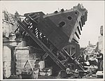 North pivot bearing for the Sydney Harbour Bridge, 1927 (8282715071).jpg