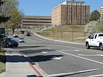 Northwest at E 900 North and N 700 East in Provo, Mar 15.jpg