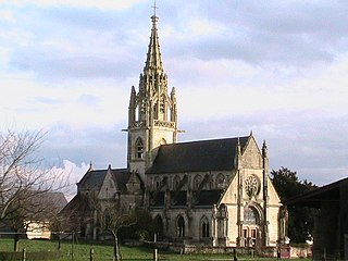 Norville Commune in Normandy, France