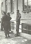 Norwegian and English military personell at Lillehammer June 26, 1945.jpg