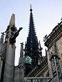 Notre-Dame de Paris - Fleche vue du nord.jpg