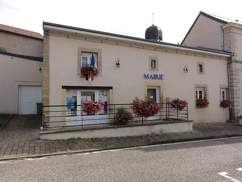 Nouillonpont (Meuse) mairie