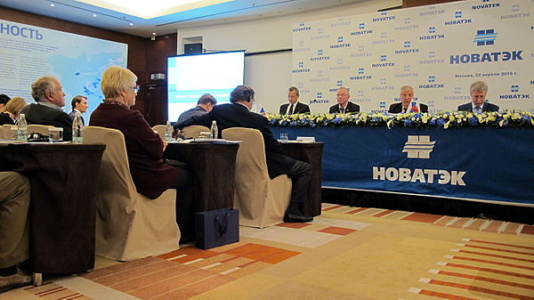 Novatek's Annual General Meeting of Shareholders 2016-04-22 08.JPG