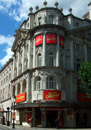 Novello Theatre - Image: Novello Theatre