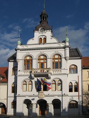 City Municipality of Novo Mesto - Novo Mesto Town Hall