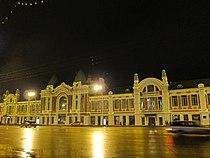 Novosibirsk Regional Museum at night 2.jpg