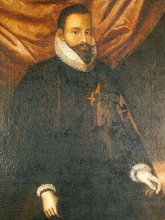Blasco Núñez Vela - Image: Nuñez Vela 1