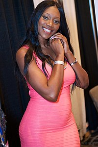 Nyomi Banxxx deltagande i AVN Adult Entertainment Expo 2012
