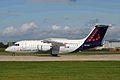 OO-DJP 5 B.Ae 146-RJ85 Brussels MAN 02SEP08 (6051261012).jpg