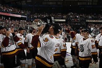 Allstate Arena - 2008 Calder Cup Finals